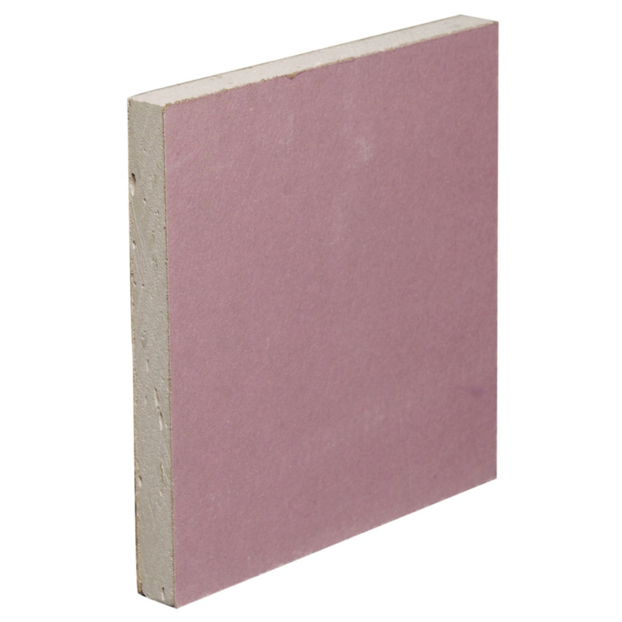 Gyproc Fireline Square Edge Plasterboard L 2400mm W