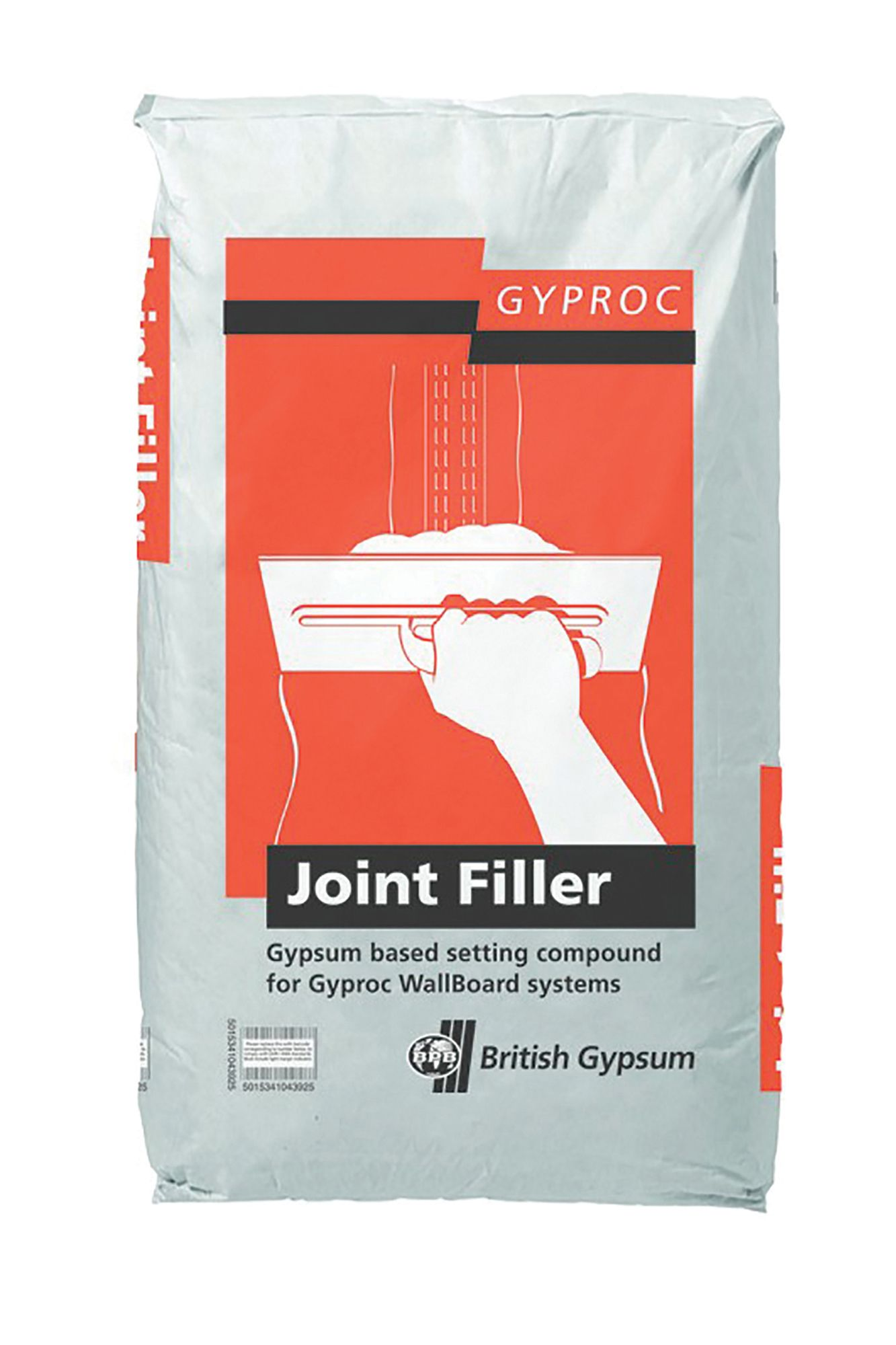 Gyproc Joint Filler 12 5kg Departments Diy At B Amp Q
