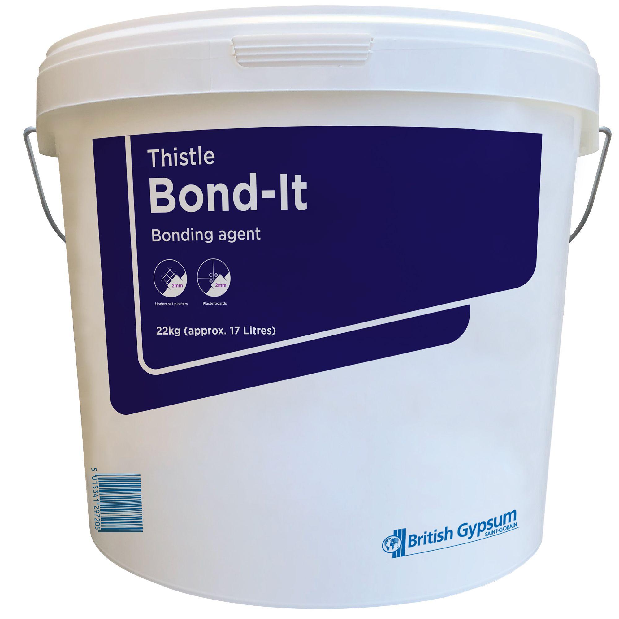 Thistle Bond It Plaster Amp Bonding Agent 10l Departments
