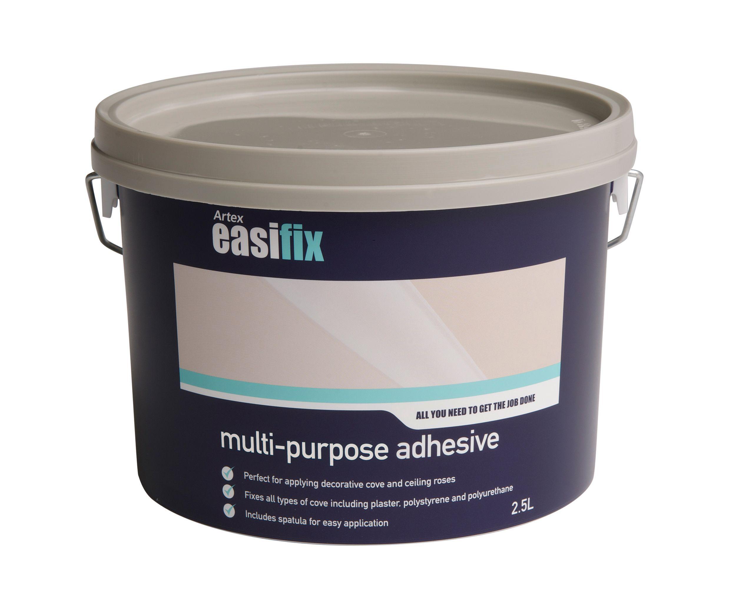 artex coving adhesive departments diy at b q. Black Bedroom Furniture Sets. Home Design Ideas