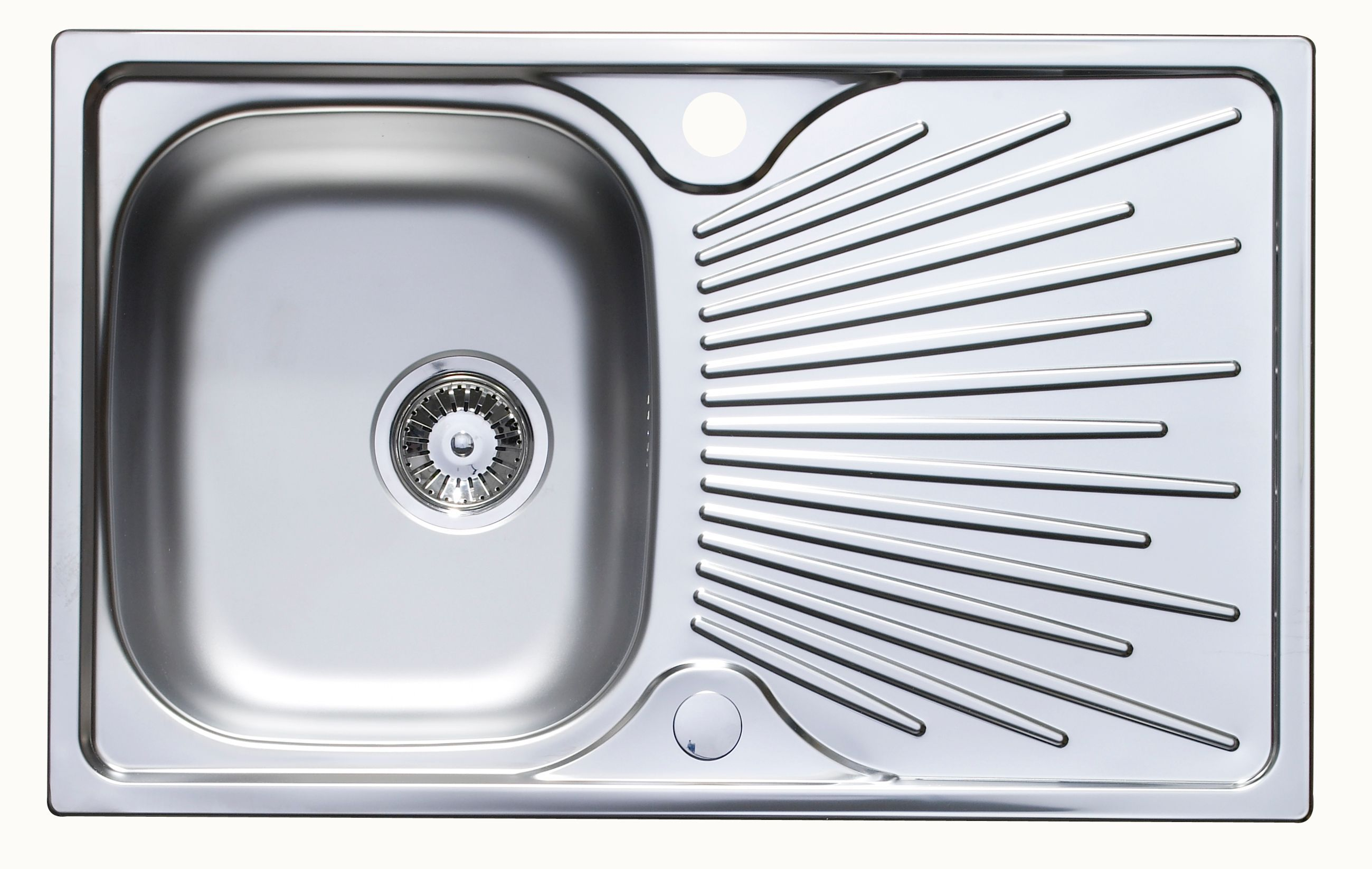 Astracast Sunrise 1 Bowl Satin Stainless Steel Compact Sink ...