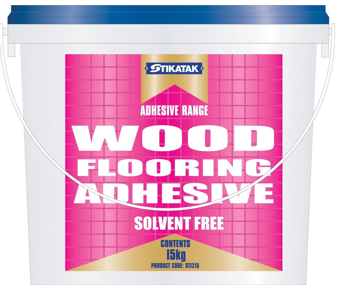Stikatak Wood Floor Adhesive 15 Kg Departments Tradepoint