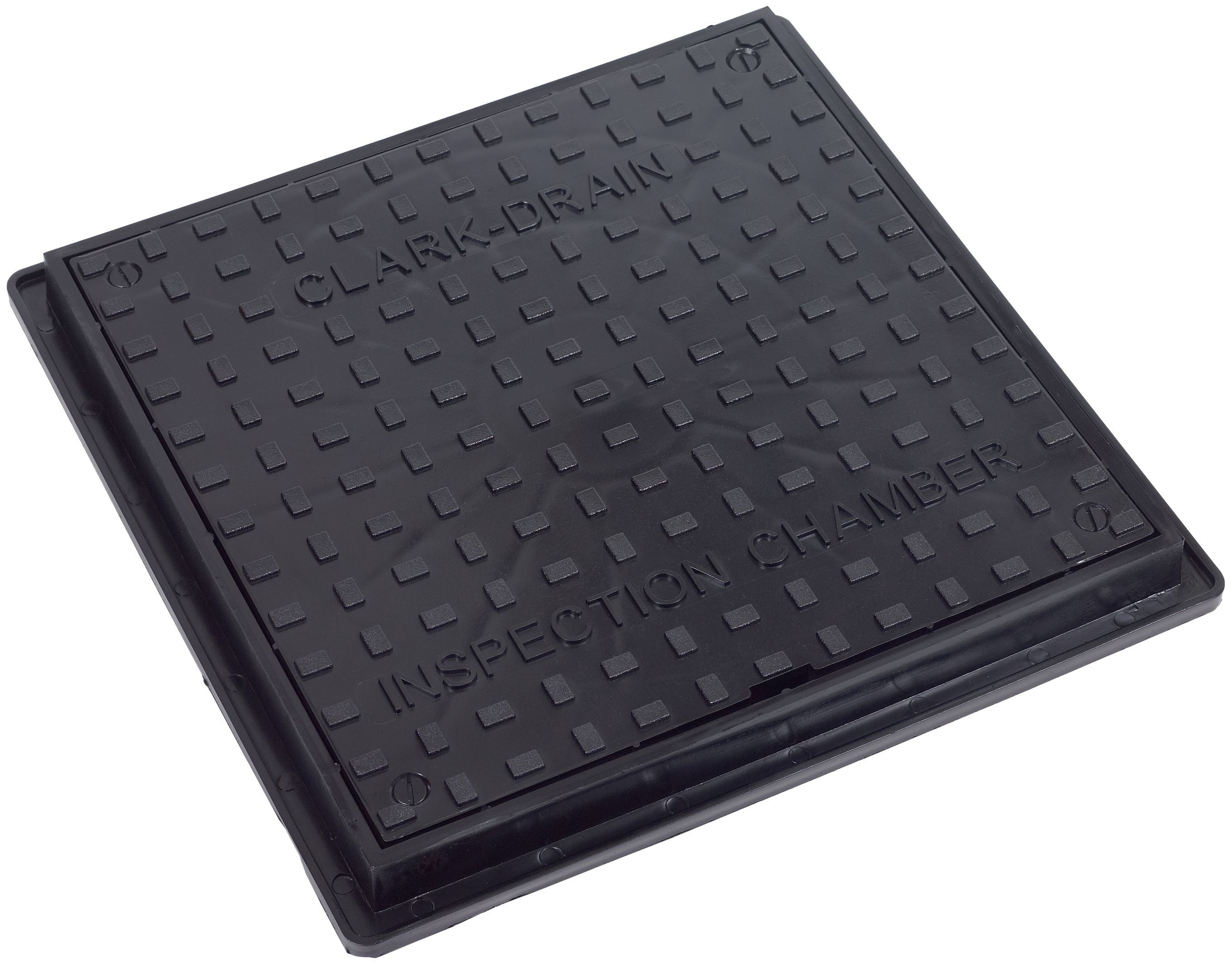 Clark 1 5 Tonne Gpw Manhole Cover With Frame
