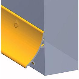 Stormguard Aluminium Rain Deflector, (L)838mm