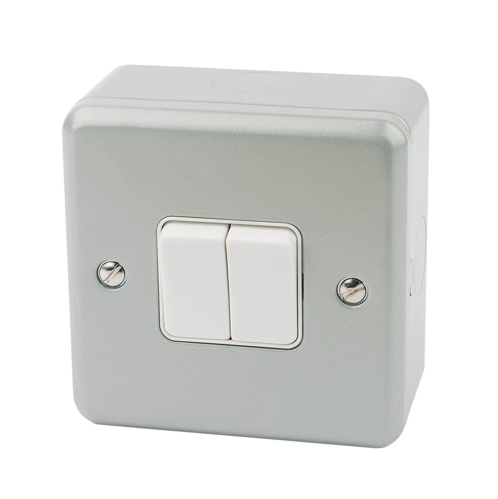 2 Way Switch Light Circuit