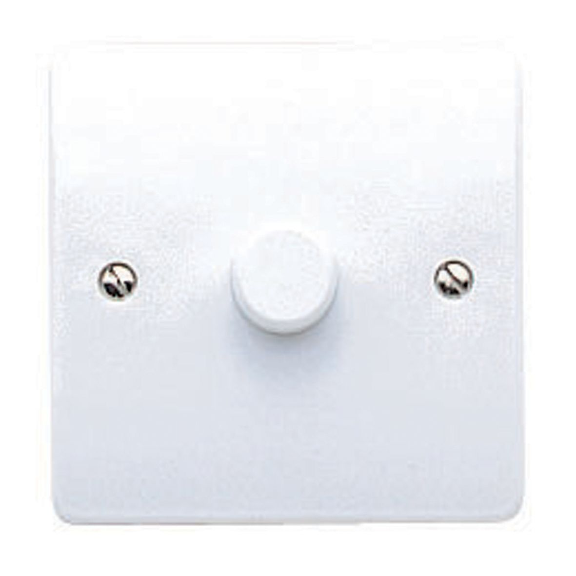 Mk 2 Way Single White Gloss Dimmer Switch Departments