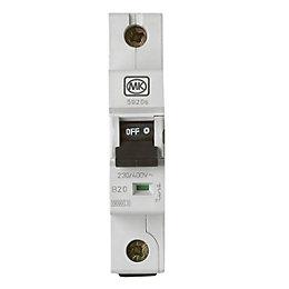 MK 20A MCB (Miniature Circuit Breaker)