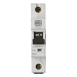 MK 40A MCB (Miniature Circuit Breaker)