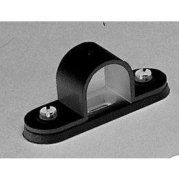 MK Black Bar Saddle (Dia)20mm, Pack of 10