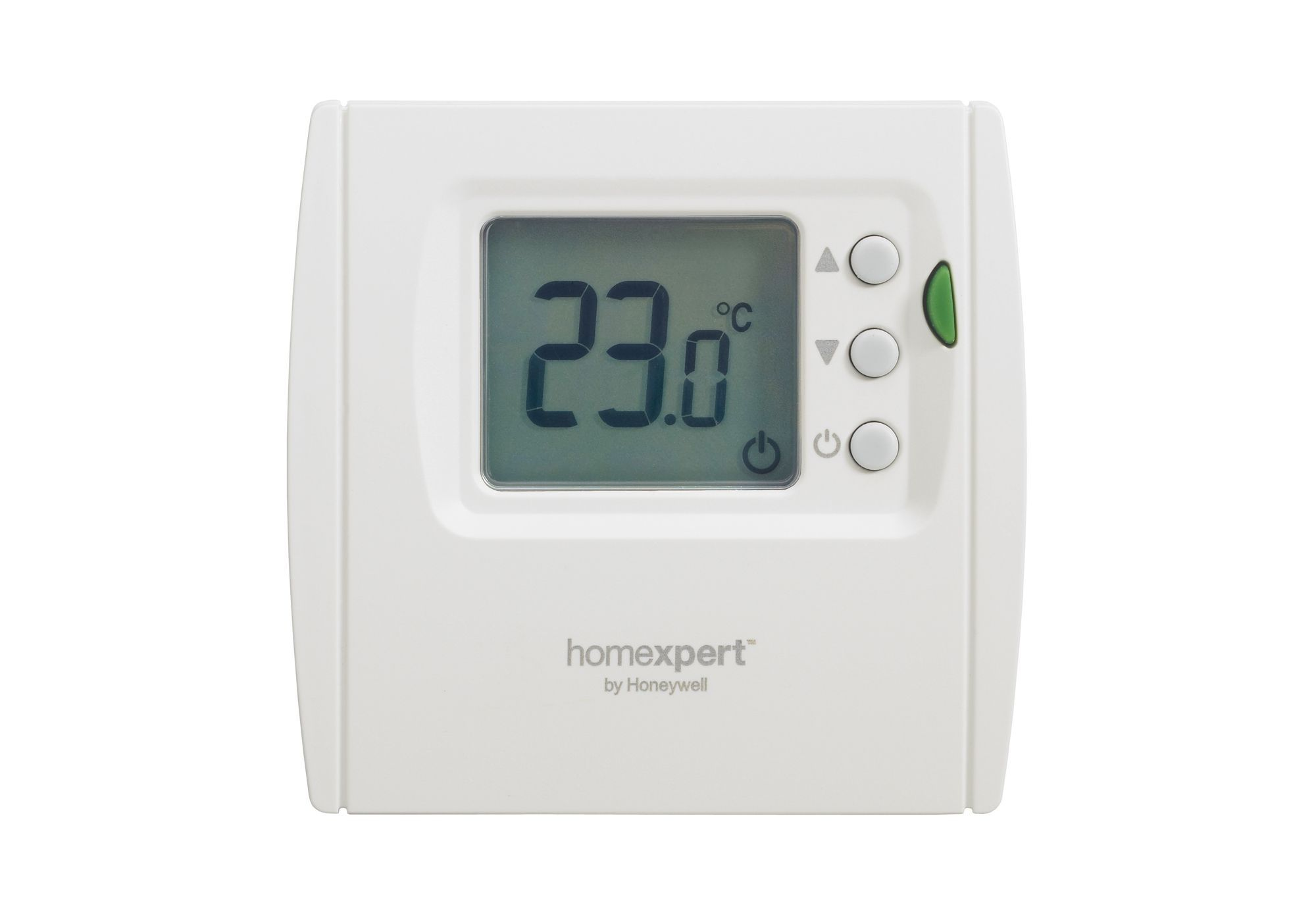 Honeywell Homeexpert Digital Thermostat Departments