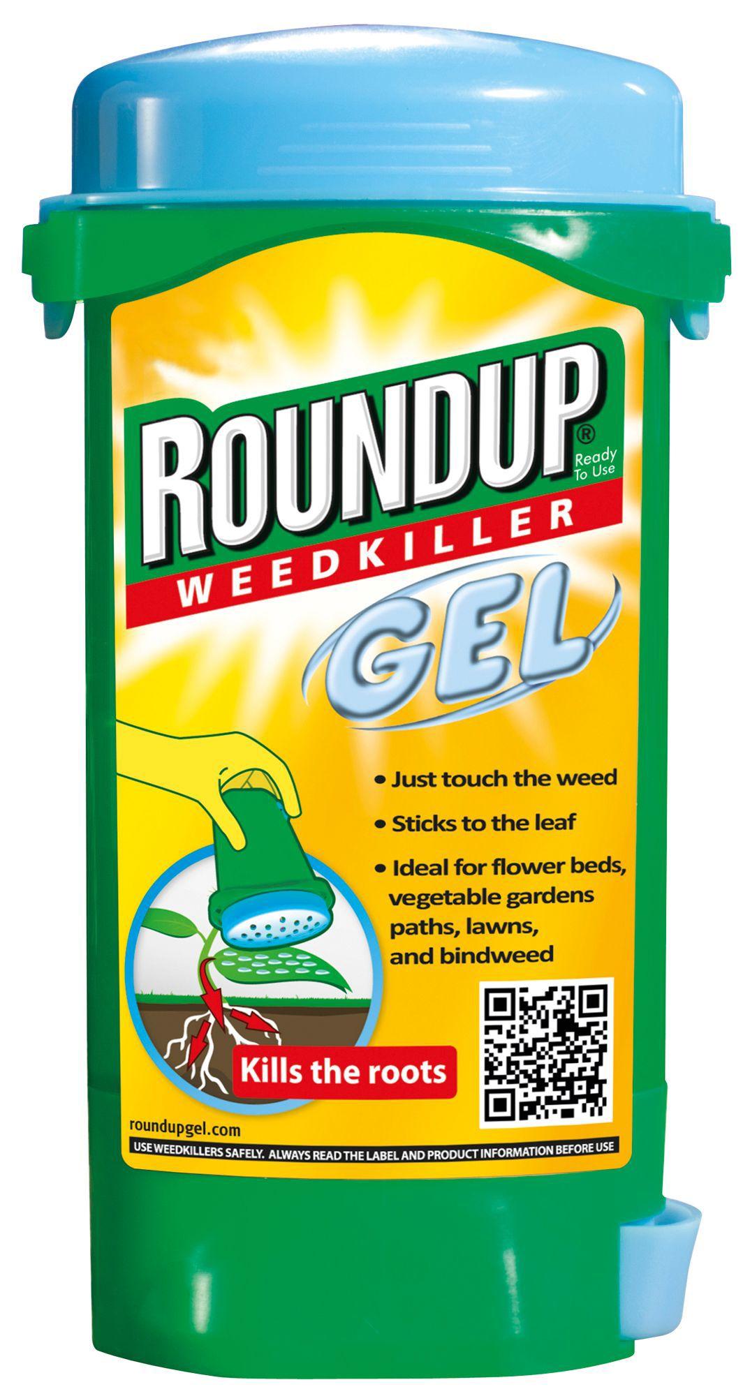 roundup gel weed killer ready weedol diy 5l 150ml departments