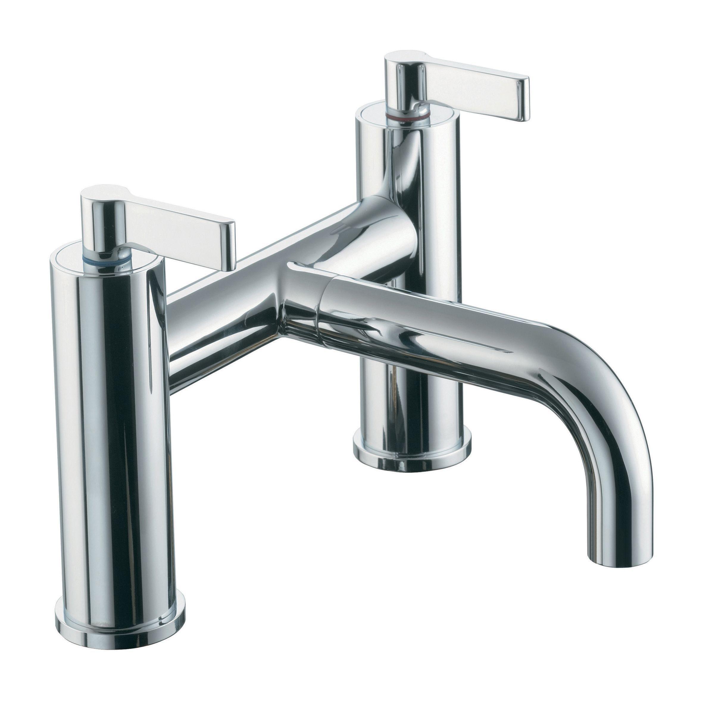 Ideal Standard Silver Chrome Bath Filler Tap Departments