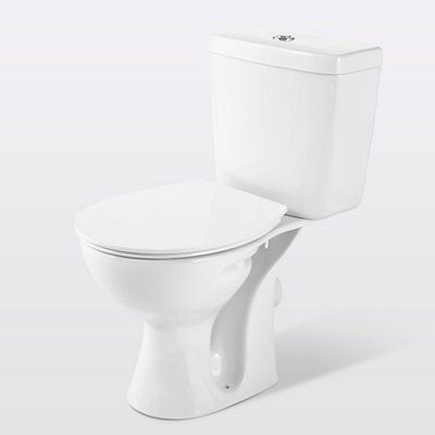 Armitage Shanks Sandringham Close Coupled Toilet With