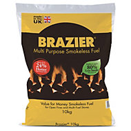 Brazier Solid Fuel 10kg