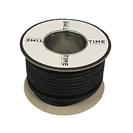Time 3 Core Rubber Flexible Cable 0.75mm² 3183TRS