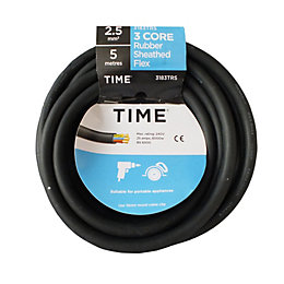 Time 3 core Rubber flexible cable 2.5mm² 3183TRS