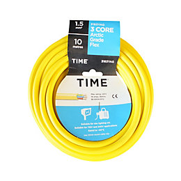Time 3 Core Arctic Flexible Cable 1.5mm² 3183YA