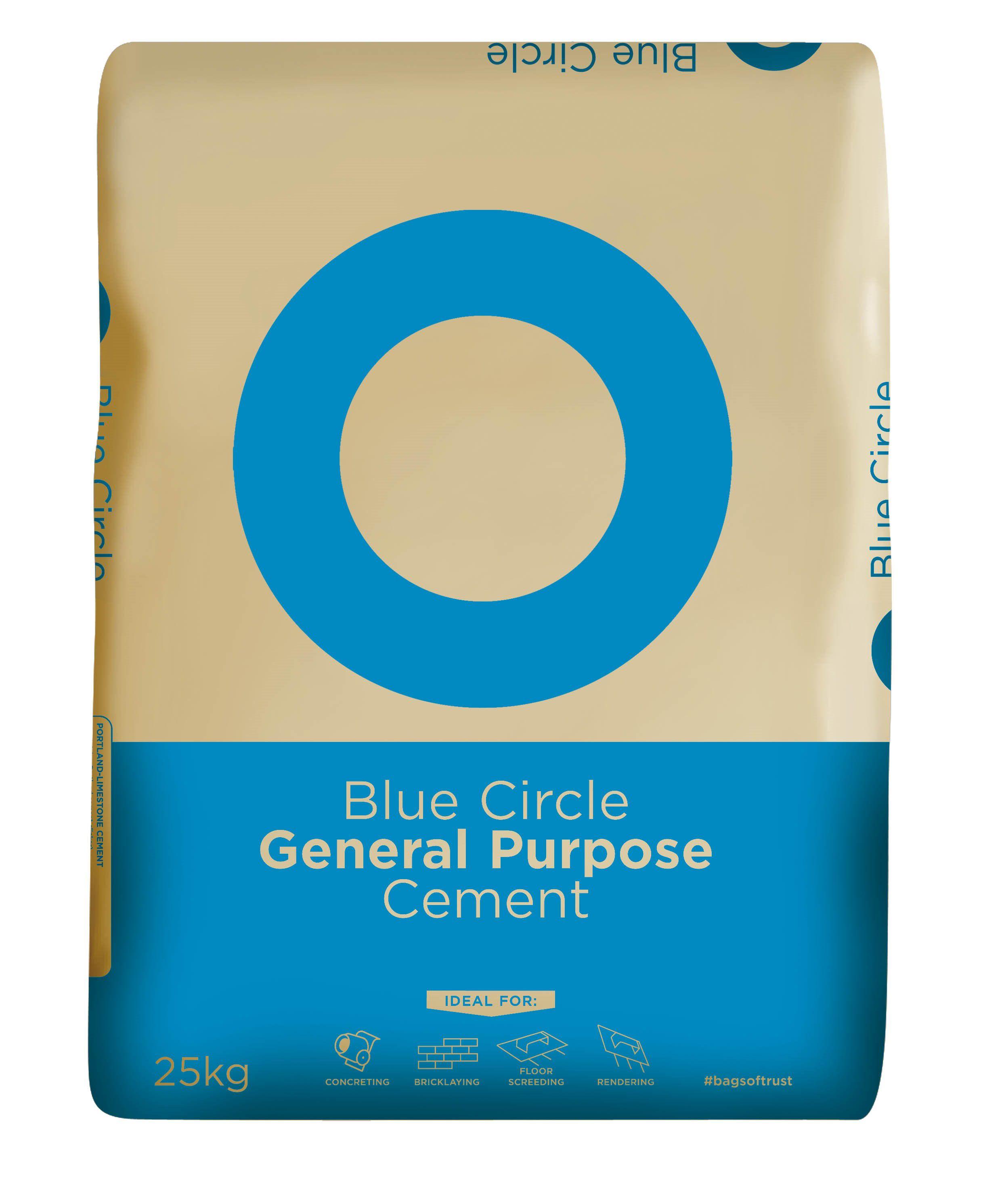 Lafarge Cement 25kg OPC Ordinary Portland Paper Bag x 20 Bags