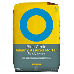 Blue Circle Quality Assured Ready to use Mortar