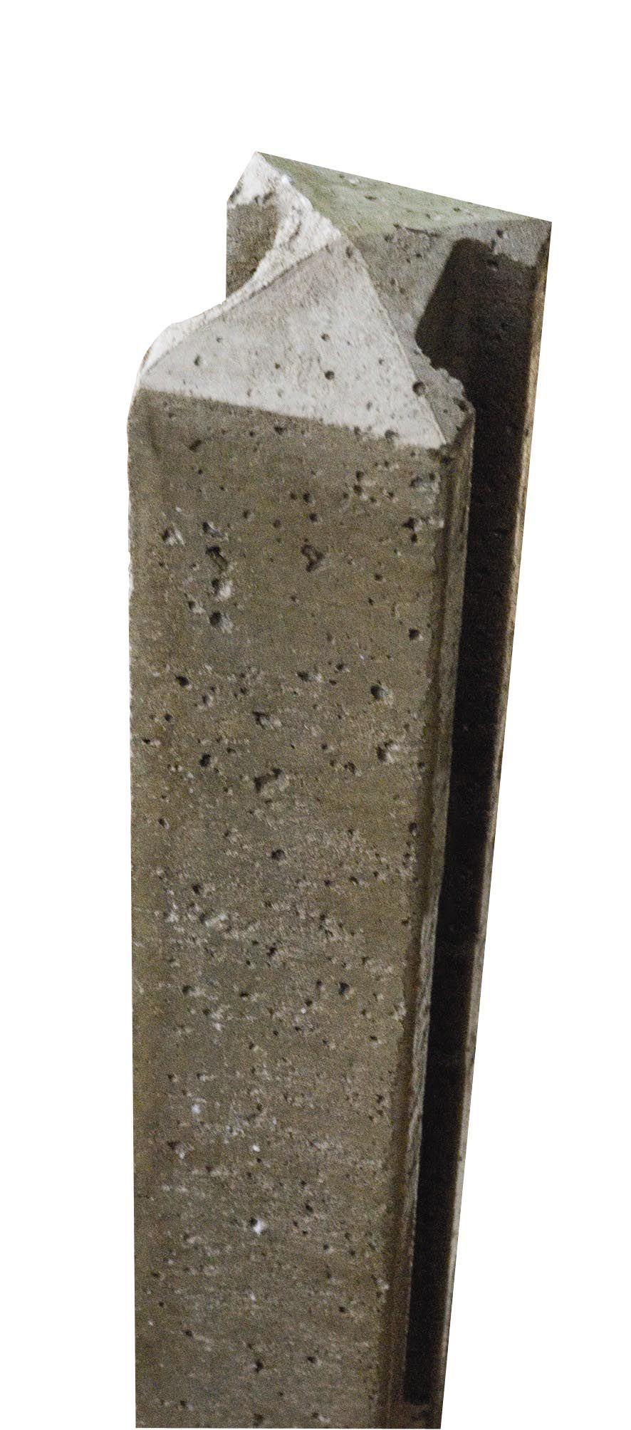 Grange Concrete Fence Post H 1 75m Departments Diy At B Amp Q