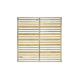 Urban Natural Garden screen (H)1.8m (W)1.8 m, Pack