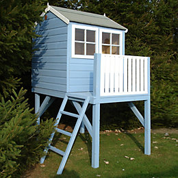 6X4 Bunny Playhouse with Assembly Service