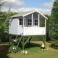 6x6 Stork Playhouse With assembly service