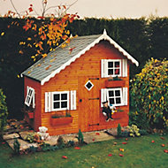 8x6 Loft Playhouse With assembly service