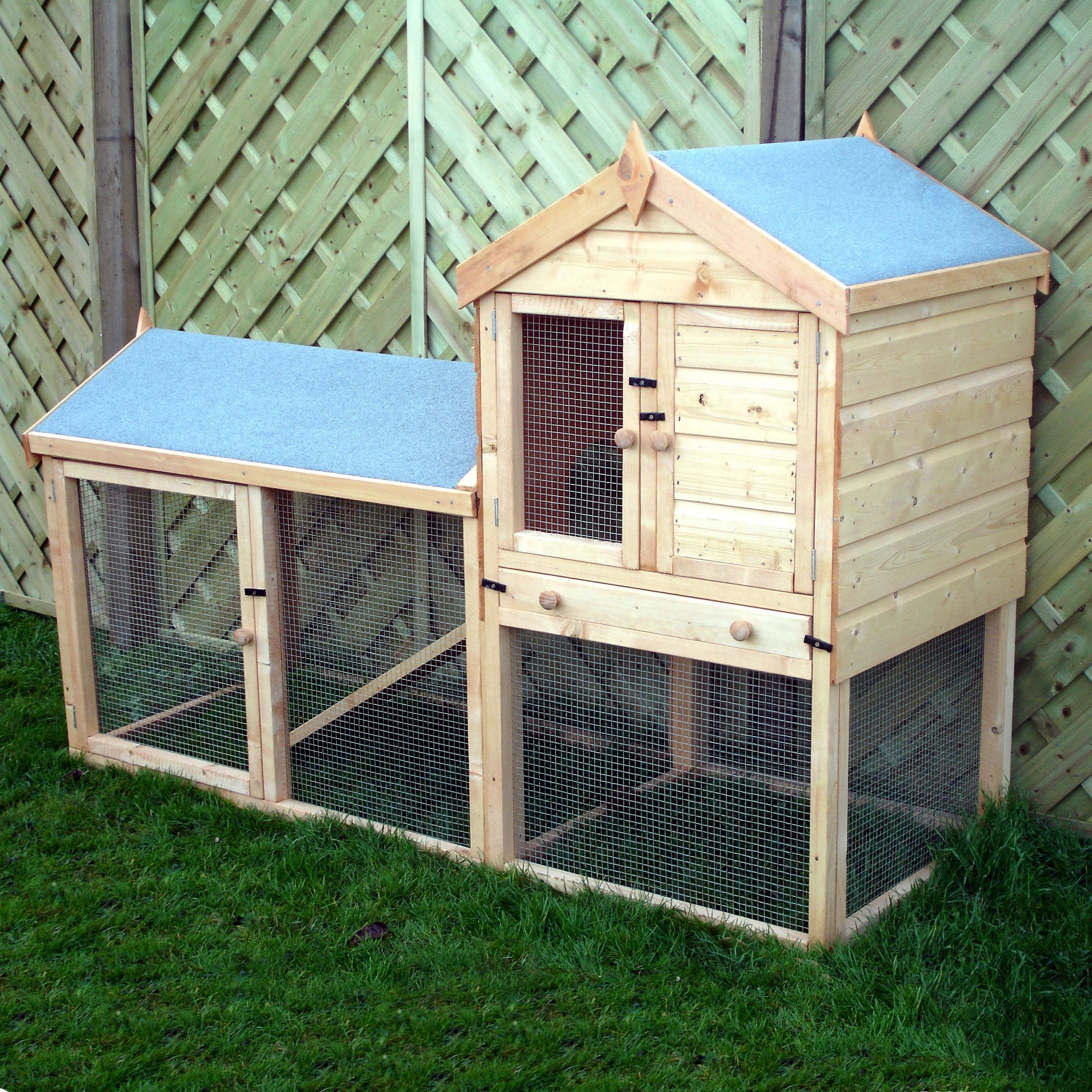 door all only wood treated for rabbit hutch pens catalog down screws no hutches opens metal solid small tall roof and with easy built nails wide access long front