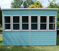 10x10 Sun Shiplap Summerhouse