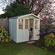 7x5 Haddon Shiplap Summerhouse