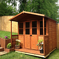 7x5 Houghton Shiplap Summerhouse