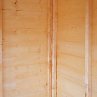10x10 Sandringham Shiplap Summerhouse With assembly service