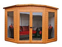 7x7 Barclay Shiplap Summerhouse