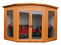 10x10 Barclay Shiplap Summerhouse With assembly service