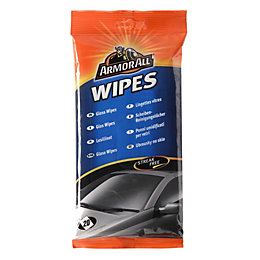 Armor All Glass Wipes, Pack of 20