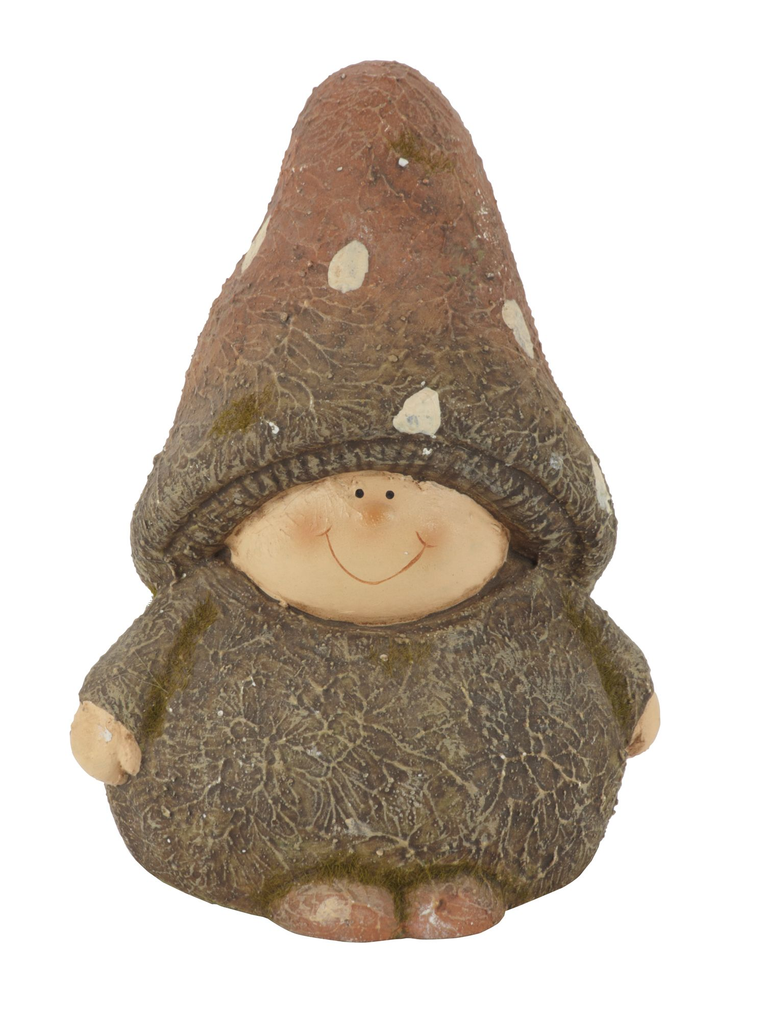 In My Garden Gnome Ornament | Departments | DIY at B&Q