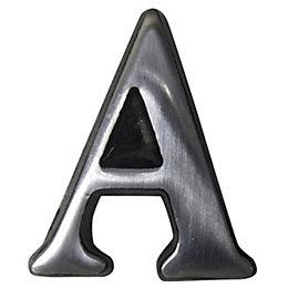 Aluminium House Letter A