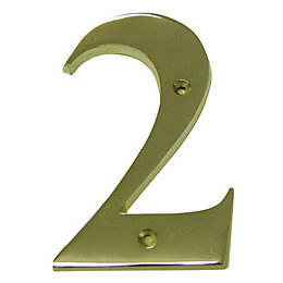 Brass House Number 2