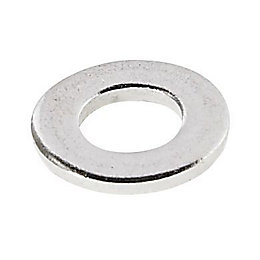 AVF M5 Stainless steel Flat washer, Pack of