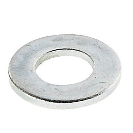 AVF M10 Steel Flat Washer, Pack of 10