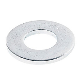 AVF M8 Steel Flat washer, Pack of 10