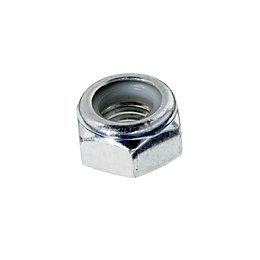 AVF M8 Steel & nylon Nylon lock nut,