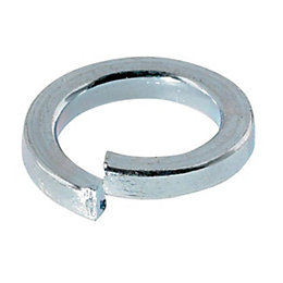 AVF M6 Steel Spring washer, Pack of 25