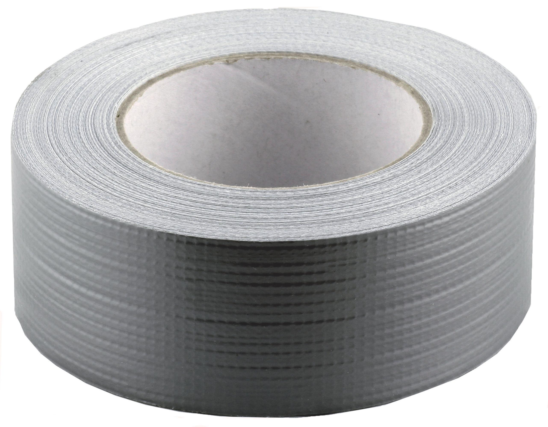 Heavy Duty Silver Gaffer Tape L 50m W 100mm