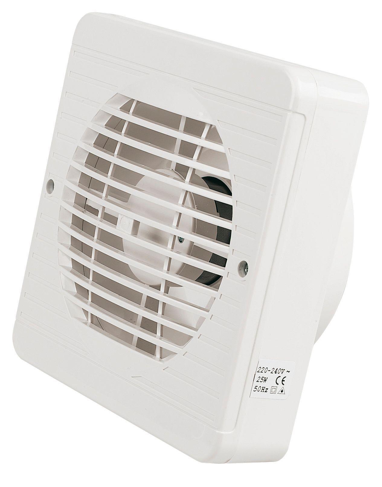 Manrose 13424 Extractor fan (Dia)150mm | Departments | DIY ...