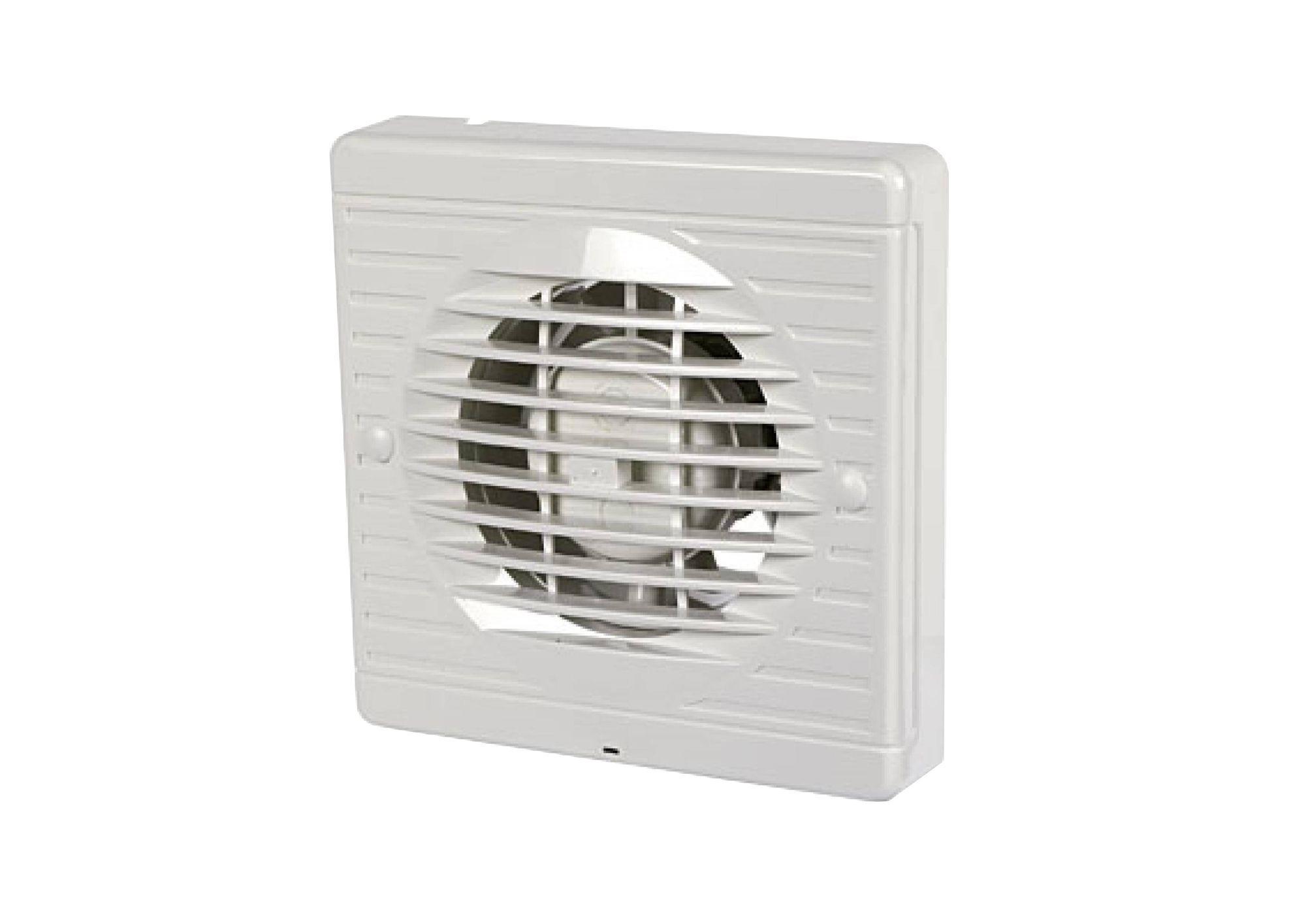 Manrose vxf lvs low energy bathroom extractor fan d mm