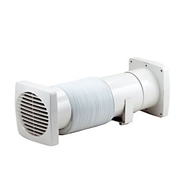 Manrose 15061 Bathroom Shower Fan Extractor Fan Kit