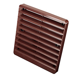 Manrose Brown External Vent