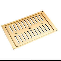 Manrose Gold effect Adjustable vent
